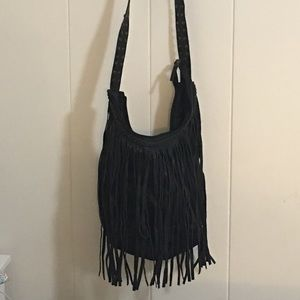 Handbags - 🦋 3 for $25🦋 Fringed cross body bag
